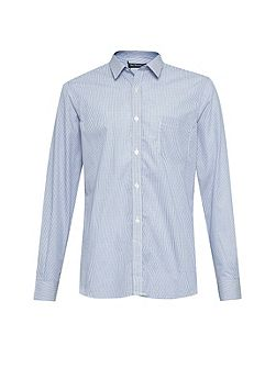 Co Micro Stripe Shirt