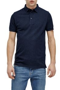 French Connection S66 Cotton Magoo Pique Polo Shirt
