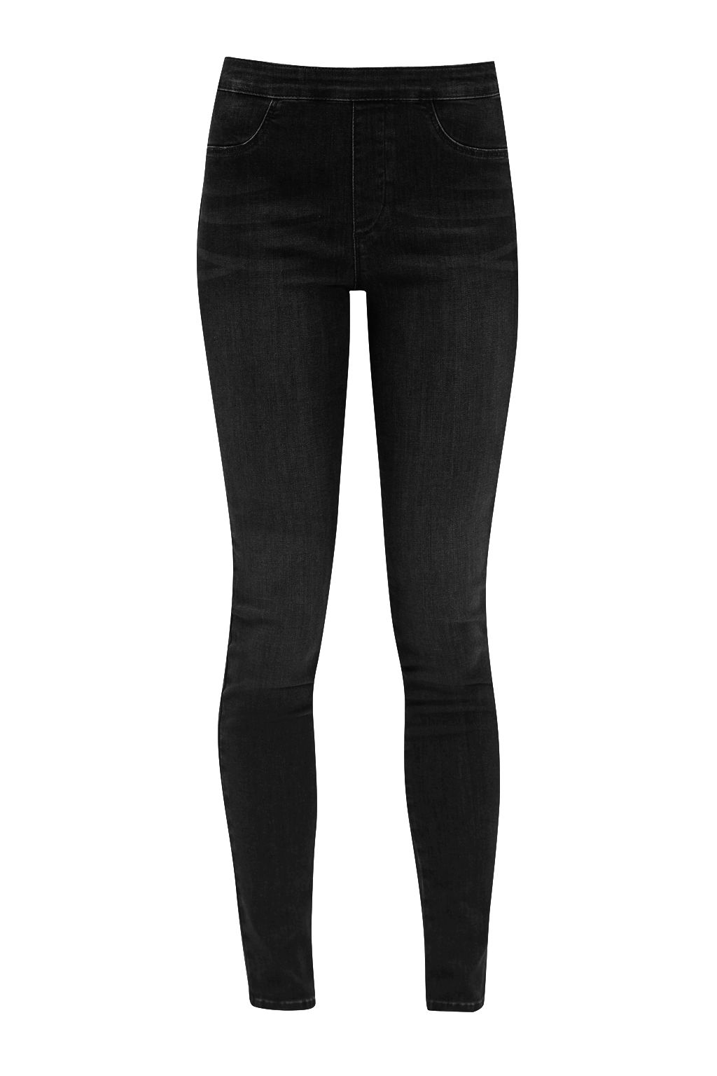 French Connection The Rebound Pull On Leggings, Black
