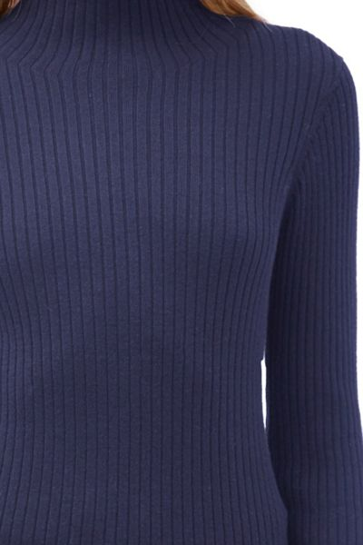French Connection Bambino Rib High Neck Jumper