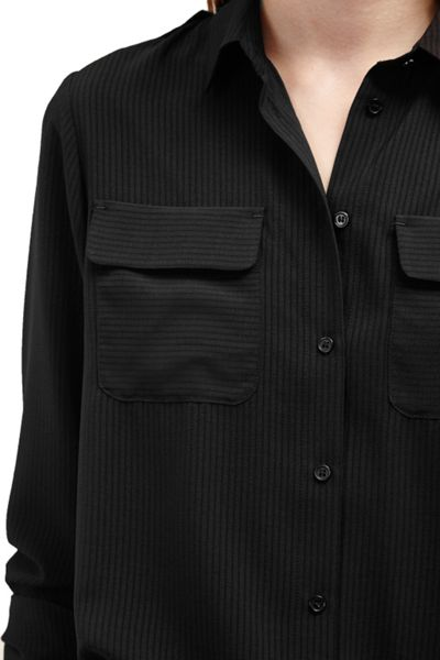 French Connection Pippa Plains Front Pockets Shirt
