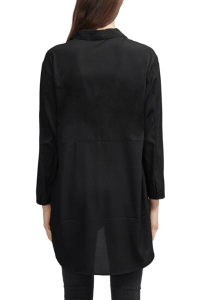 French Connection Aggy Crepe Light Oversized Shirt