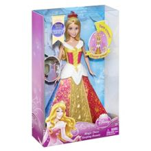 Magic Dress Sleeping Beauty Doll