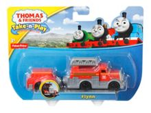 Fisher Price Thomas & Friends Take-n-Play Flynn