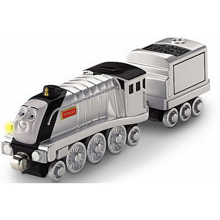 Fisher Price Take-n-play diecast spencer