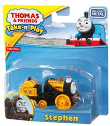 Thomas the Tank Engine Take-n-Play - Stephen