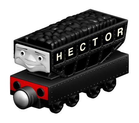 Thomas the Tank Engine Take `N` Play - Diecast Hector