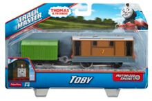 Thomas the Tank Engine TrackMaster Toby Motorized Engine