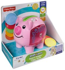 Laugh & Learn Count & Learn Piggy Bank