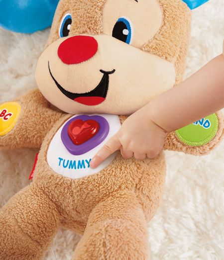 Fisher Price Laugh & Learn Smart Stages Puppy