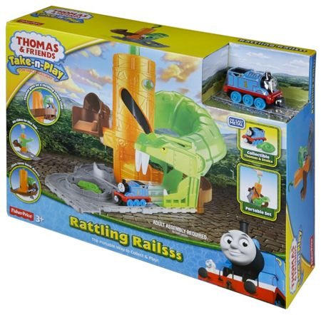 Thomas the Tank Engine Rattling Railsss