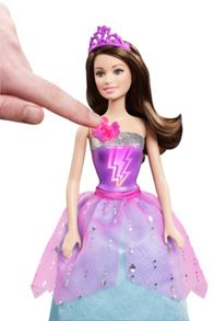 Barbie Princess Power Corinne Doll
