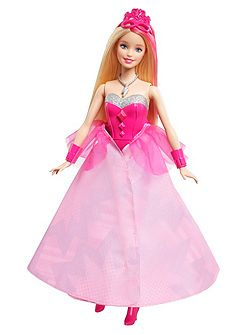 In Princess Power Super Sparkle Doll