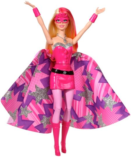 Barbie In Princess Power Super Sparkle Doll