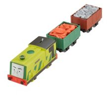 Thomas the Tank Engine Motorized Scruff Engine