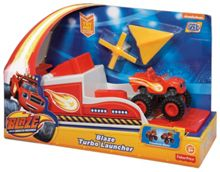 Fisher Price Blaze Turbo Launcher