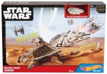 Hot Wheels Star Wars Escape from Jakku Playset