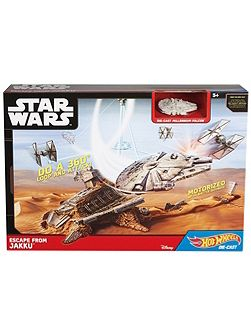 Star Wars Escape from Jakku Playset