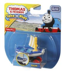 Thomas the Tank Engine Take-N-Play Diecast Skiff Engine