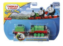 Thomas the Tank Engine Take-N-Play Diecast Rex Engine