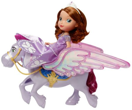Sofia the First Flying Minimus