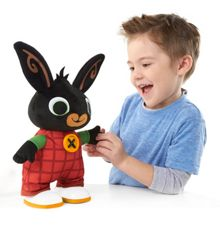 Fisher Price My Friend Bing Interactive Soft Toy