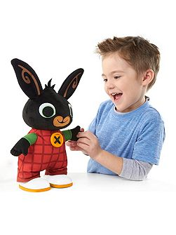 My Friend Bing Interactive Soft Toy