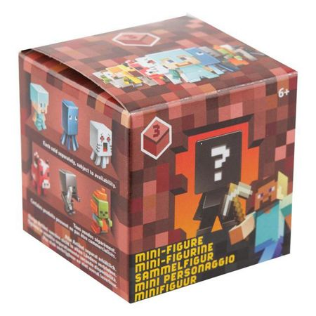 Minecraft Mini-Figure Mystery Pack