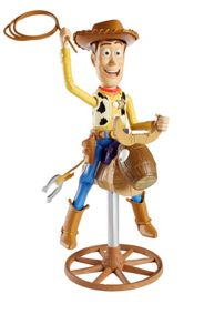 Toy Story Bull Ridin` Woody