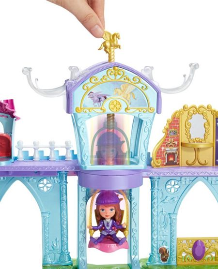 Sofia the First Flying Horse Stable Playset