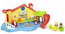 Little People Musical Preschool Playset