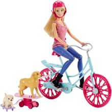 Barbie Spin `N` Ride Pups