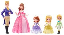 Sofia the First Royal Family Figure Pack