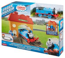 Thomas the Tank Engine Trackmaster Wellsworth Station
