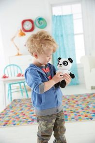 Talking Pando Soft Toy