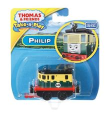 Thomas the Tank Engine Take-n-Play Diecast Philip