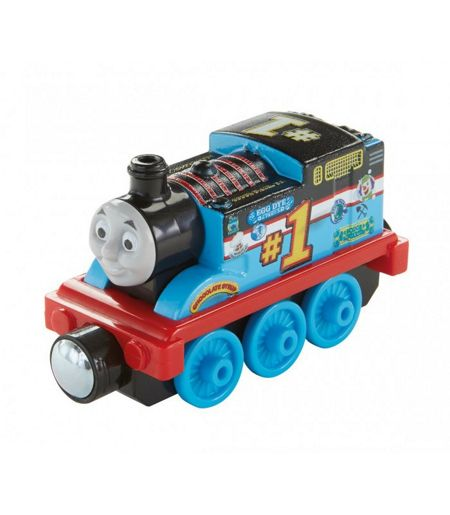 Fisher Price Die-Cast Racing Thomas Engine