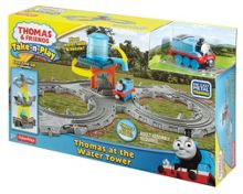 Thomas the Tank Engine Take-n-Play Thomas at the Water Tower