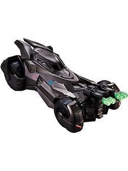 Epic Strike Batmobile Vehicle