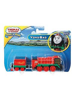 Racing Yong Bao Engine