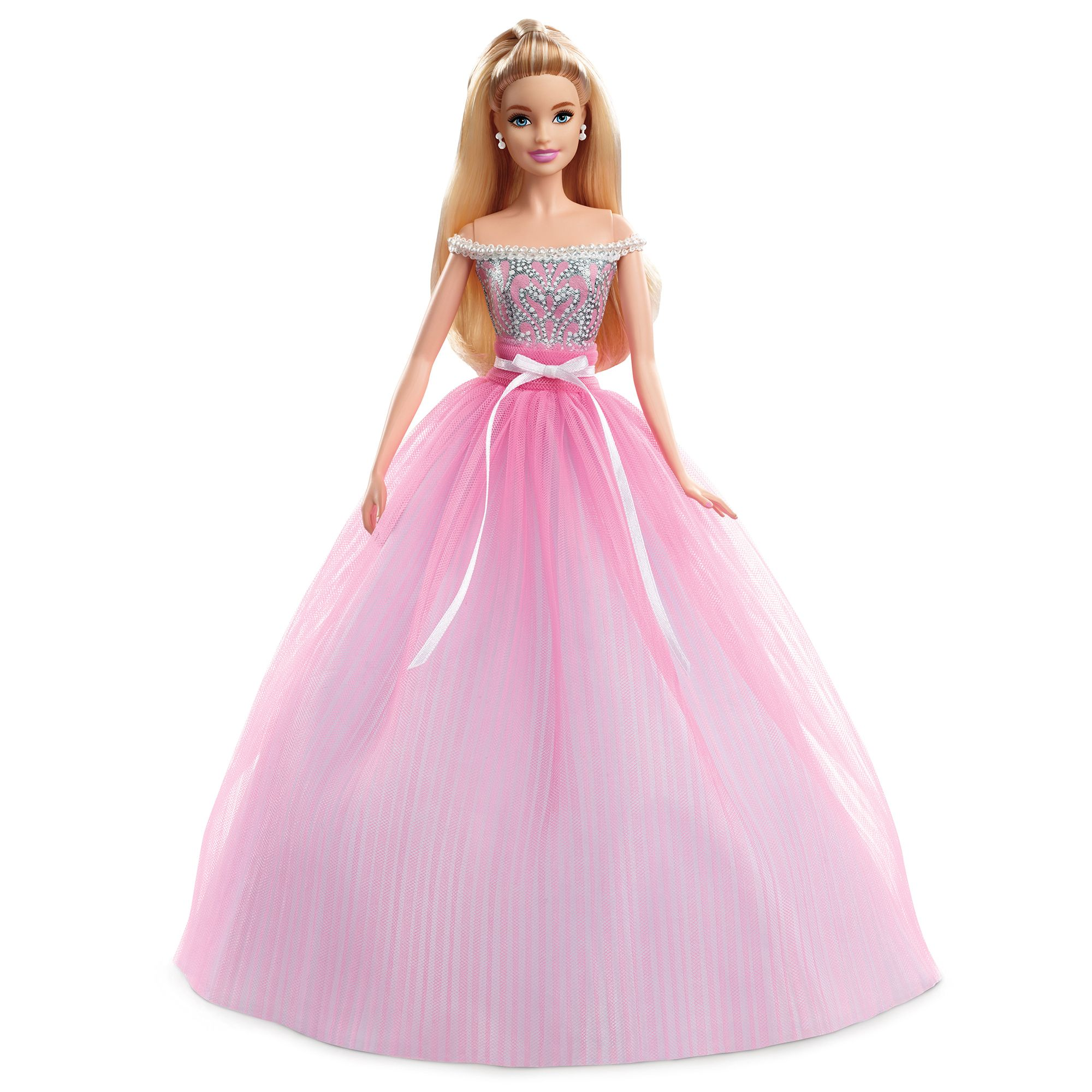 Image of Barbie Collector 2017 Birthday Wishes Doll