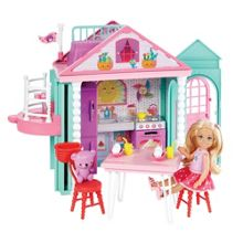 Dolls & Doll Houses
