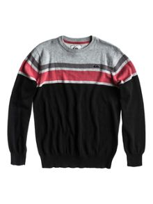 Boys winwood knitted sweater