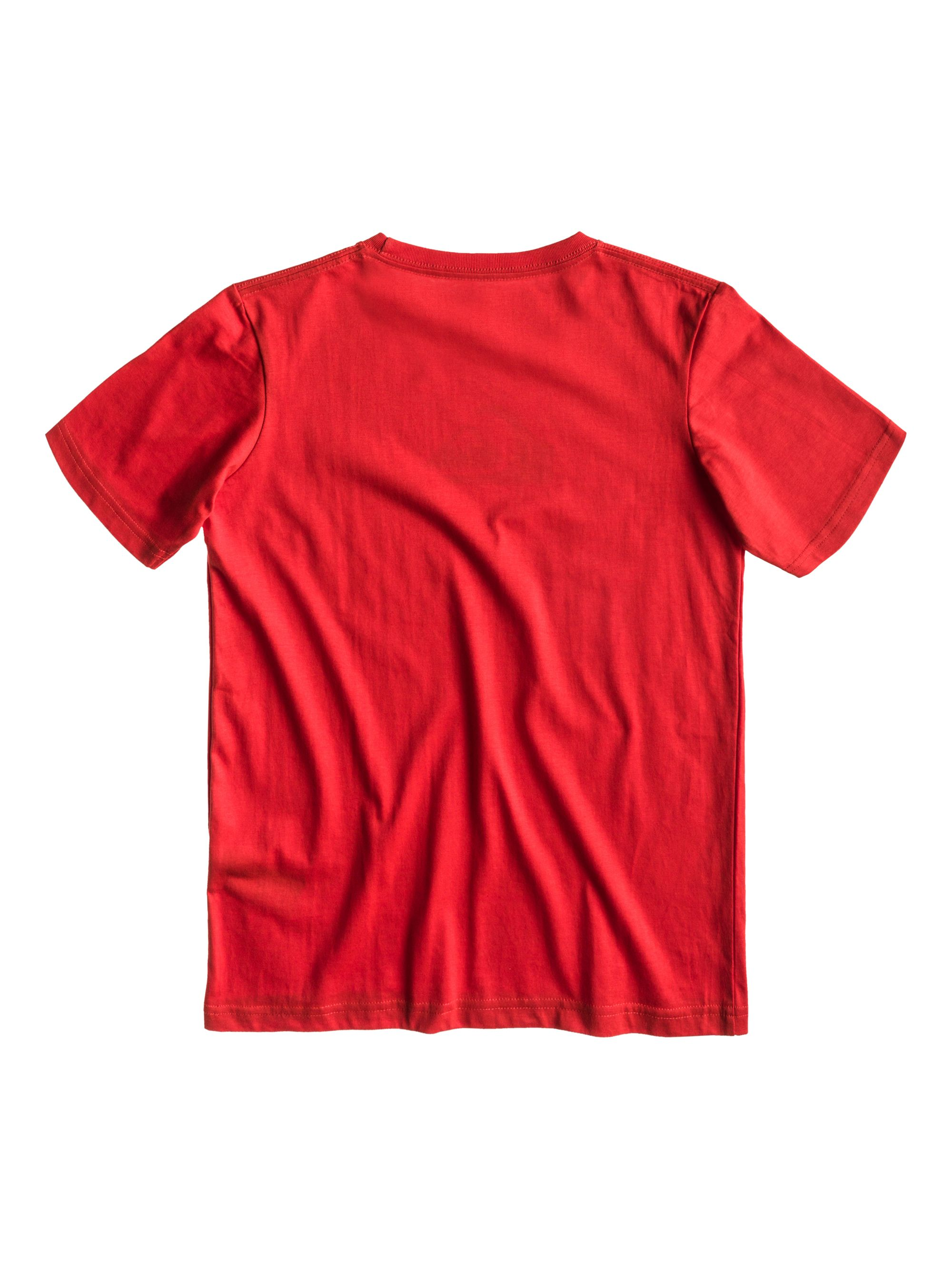 Boys  basic  logo p3 t-shirt