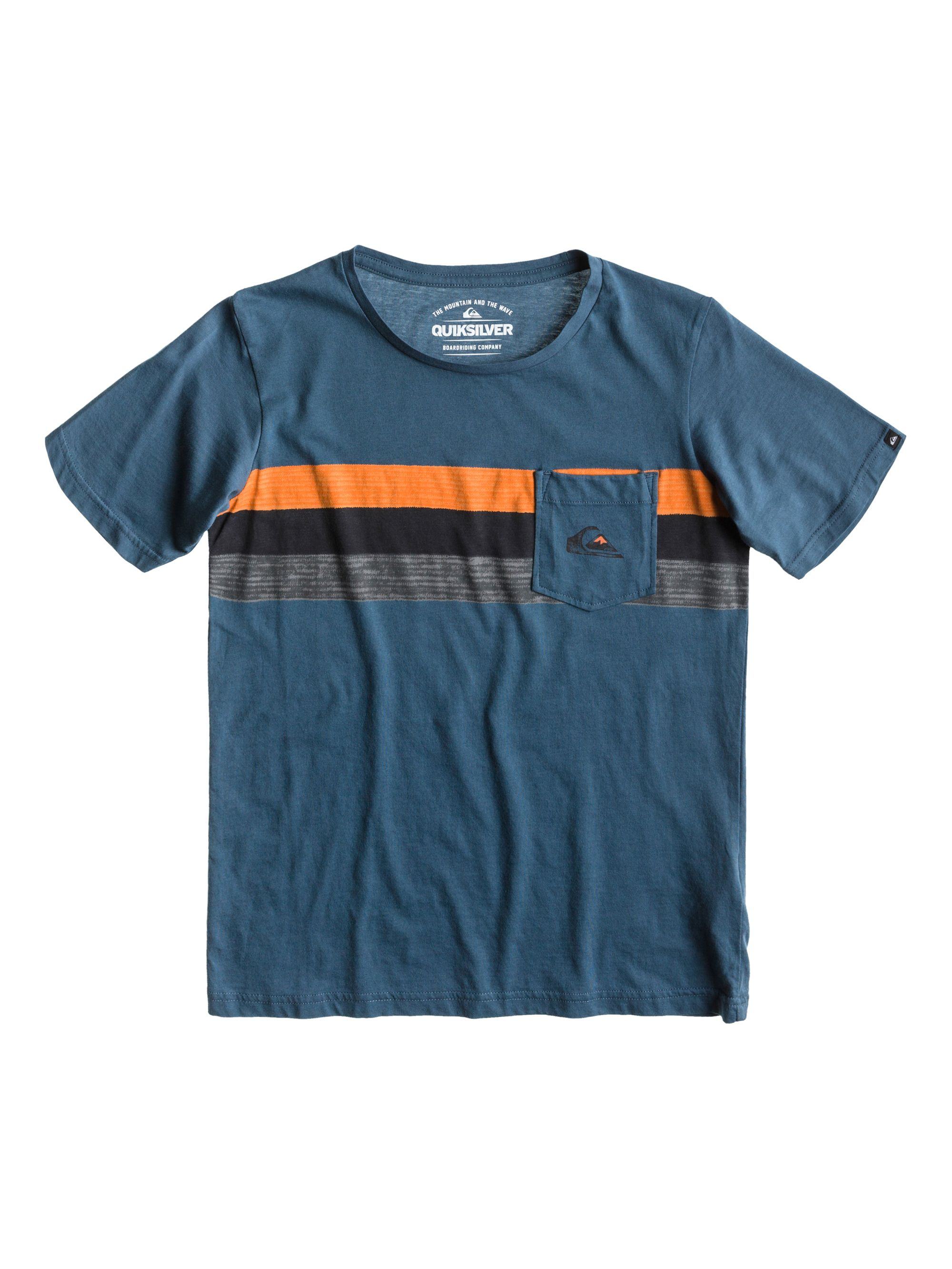 Boys  pocket  u6 t-shirt