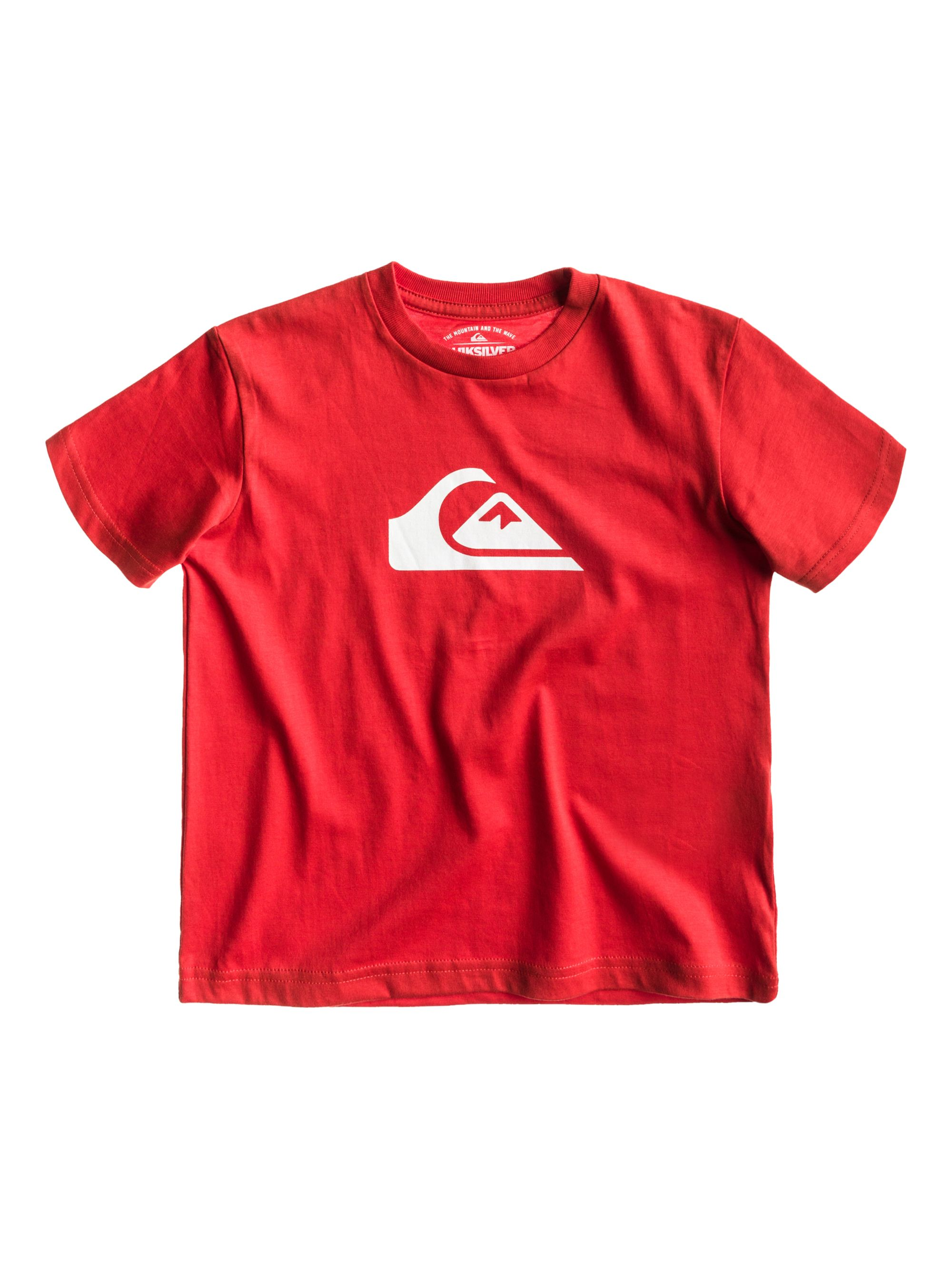 Boys  basic  logo p5 t-shirt