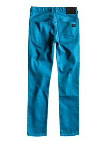 Boys distorsion colors trousers