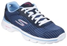Skechers Go walk 3 fitknit trainers