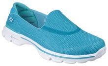 Skechers Go walk 3 slip on pumps