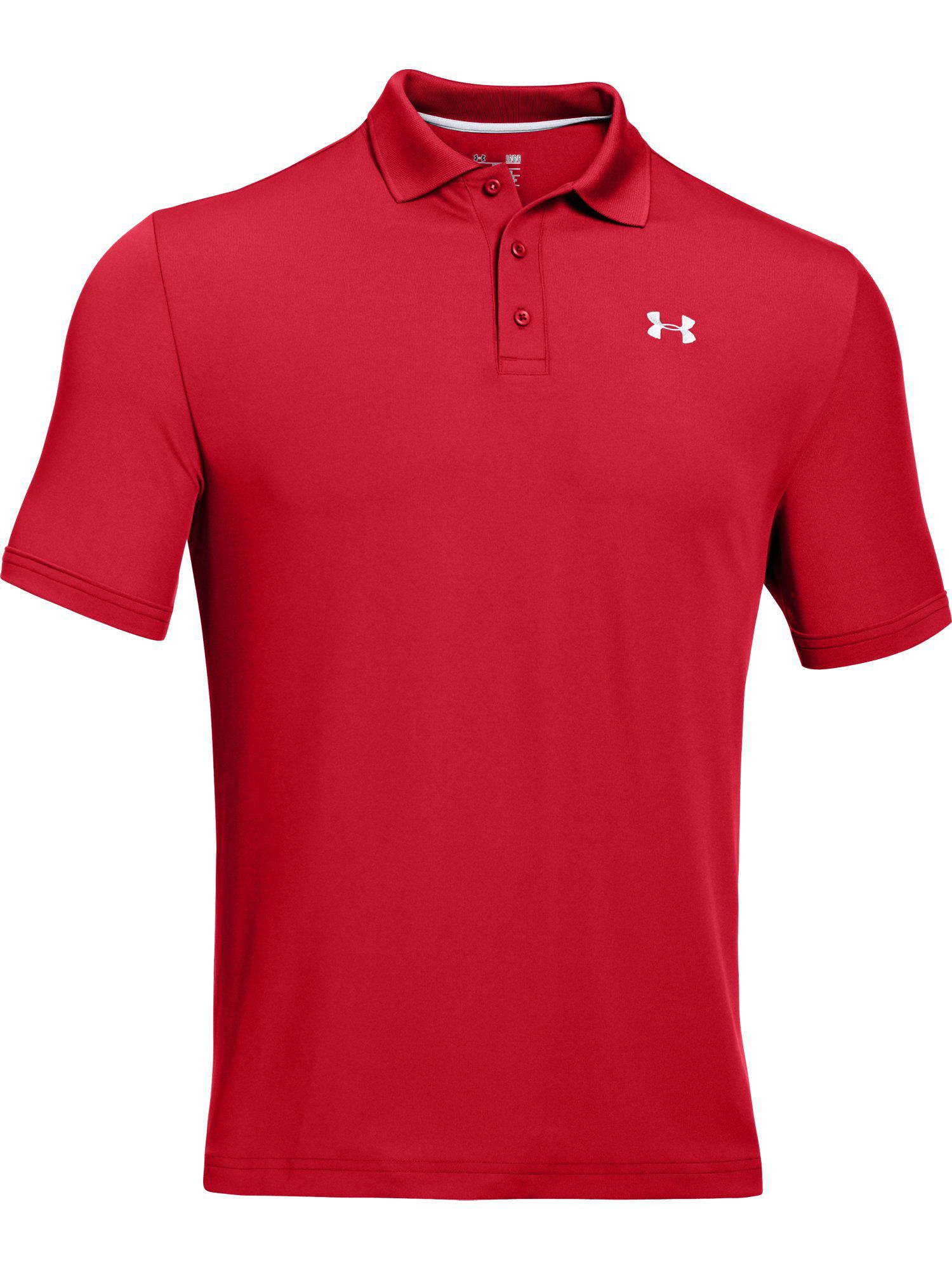 Men's Under Armour Performance Polo, Black